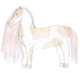 Paint horse adulte - robe 1000000074